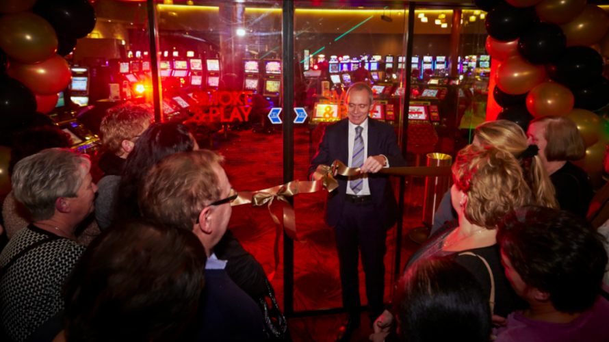 Meer aandacht voor de rokers in Holland Casino